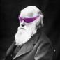 darwin_in_shades