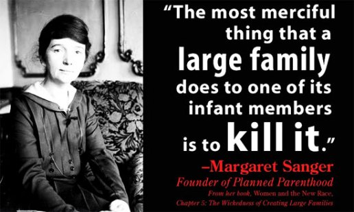 magaret-sanger-eugenics-hitler-planned-parenthood-abortions-negro-project