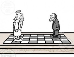 darwin-v-god-cartoon-cjmadden-400x313
