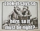 monkeys read book text