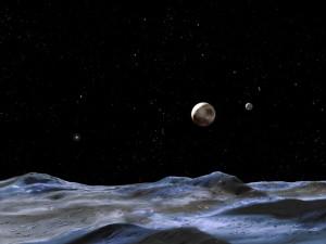 plutos moon