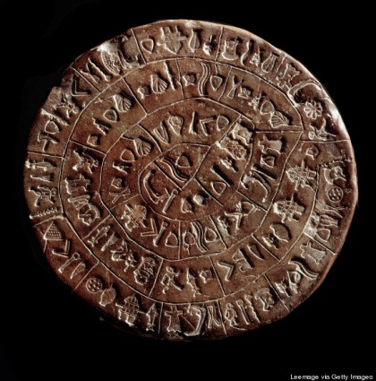 PHAISTOS-DISC-570 back