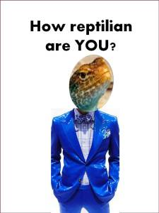 how reptilian are you