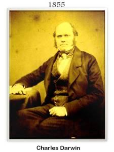 Darwin photo 1855