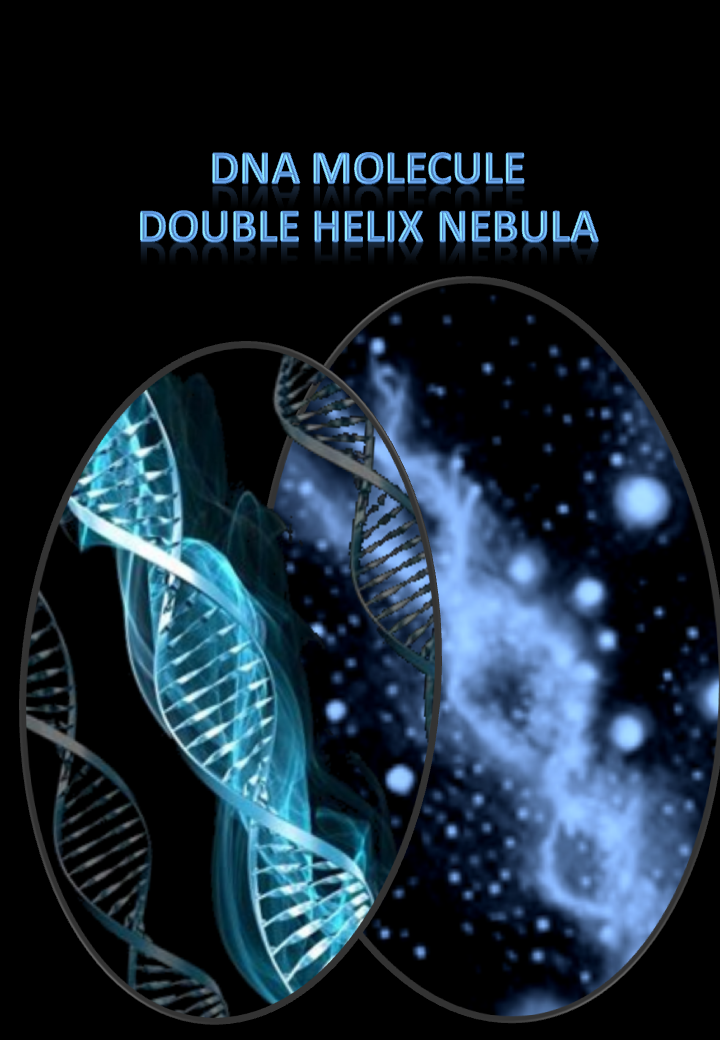 DNA nebula molecule compared