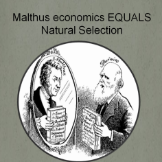 malthus and natural selection