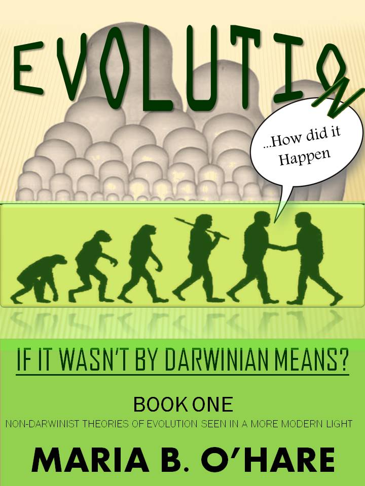 NON DARWINIST THEORIES BOOK ONE