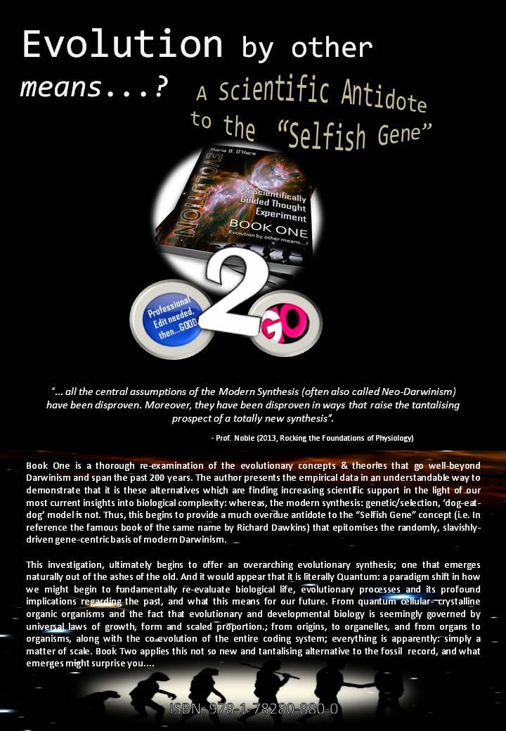 evolution back cover info